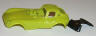 resin unfinished Bill Thomas Cheetah body in lime green